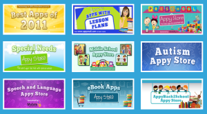 Screenshot from AppyMall's AppyStores. Retrieved on 4/1/2013
